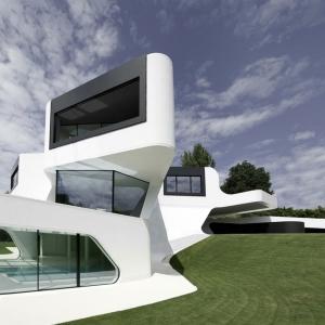 L' architecture de la maison moderne