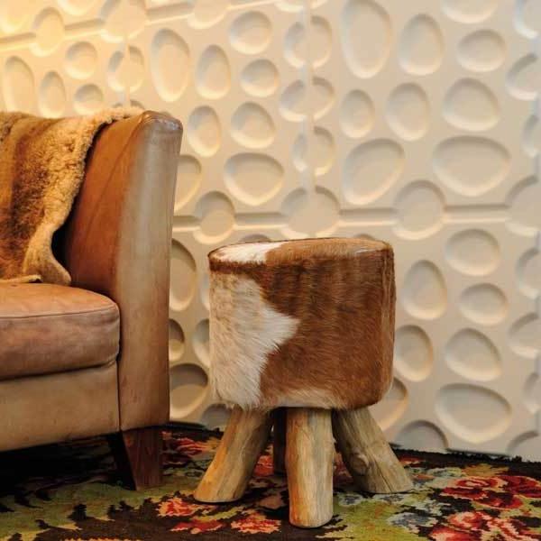 paneaux-decoratifs-muraux-3D-et-tabouret