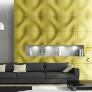 Les panneaux décoratifs muraux changent de manière dramatique l'ambiance de l'intérieur