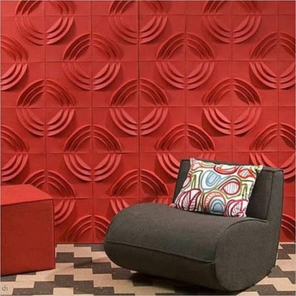 paneaux-decoratifs-muraux-rouge-avec-fauteuil