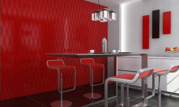 paneaux-decoratifs-muraux-rouge