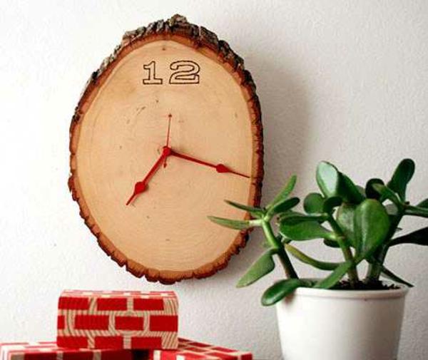 pendule-murale-design-bois-naturel