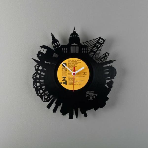 pendule-murale-design-rétro