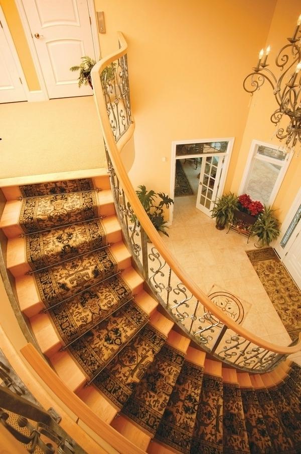 perse-tapis-d'escalier