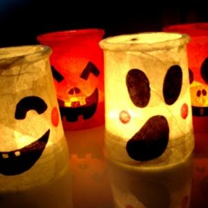 Un photophore Halloween illuminera vos fêtes à la maison