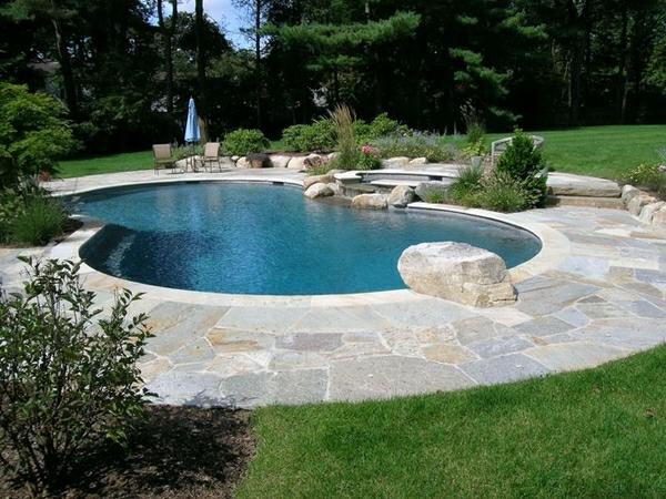Оn espère que vous avez bien aimés nos idées pour piscine creusée ...