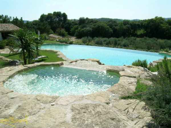 Mod les de piscines naturelles for Bassin piscine naturelle