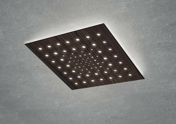 Ikea plafonnier led awesome new ikea svirvel ceiling - Luminaire salle de bain led ...