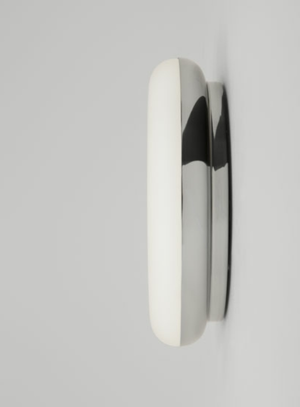 plafonnier-de -salle-de-bain- chromé-design