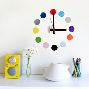 Le horloge design murale moderne