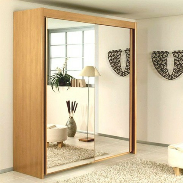 miroir coulissant pour dressing. Black Bedroom Furniture Sets. Home Design Ideas