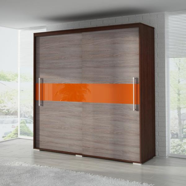 porte-de-dressing-coulissante-avec-un-élément-de-déco-orange