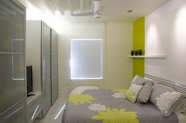 La porte de dressing coulissante garantit un style moderne for Dressing chambre a coucher