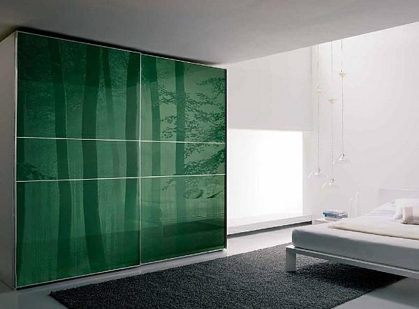 porte-de-dressing-coulissante-des-portes-de-dressing-vertes