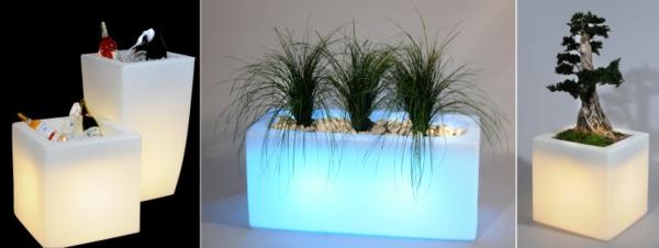 pot-de-fleur-lumineux-des-pots-multifonctionnels