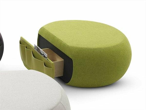 pouf-avec-rangement-design-vert-avec-tiroir
