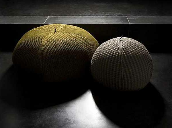 pouf-tricot-différentes-tailles
