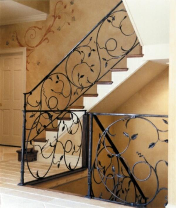 rambarde-fer-forge-escalier-fine