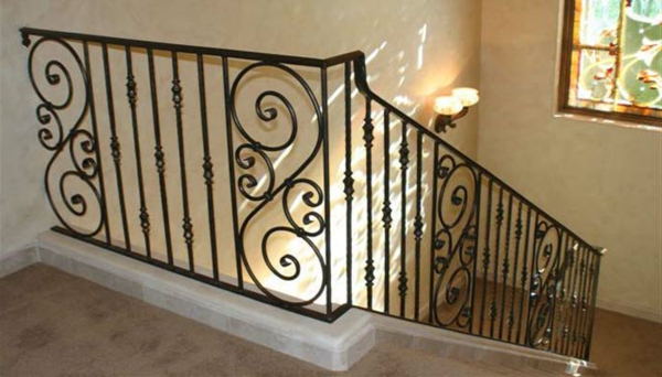 rambarde-fer-forge-escalier
