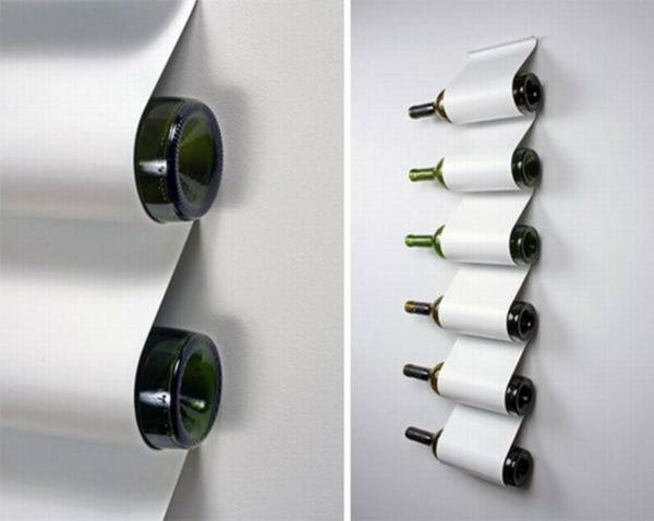 range bouteille de vin design. Black Bedroom Furniture Sets. Home Design Ideas