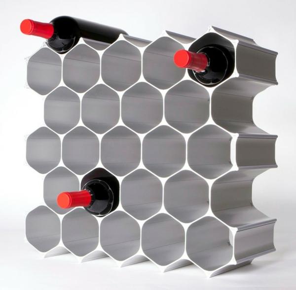 le rangement bouteilles de vin concepts modernes. Black Bedroom Furniture Sets. Home Design Ideas
