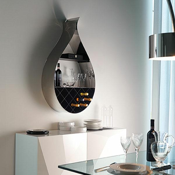 rangement-bouteilles-de-vin-un-meuble-en-forme-intéressante