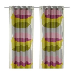 Les rideaux Ikea - un grand choix et de qualité design