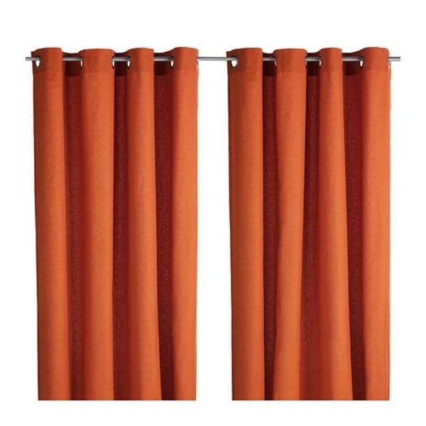 rideaux-ikea-mariam-Les rideaux atténuent la luminosité et préservent l'intimité