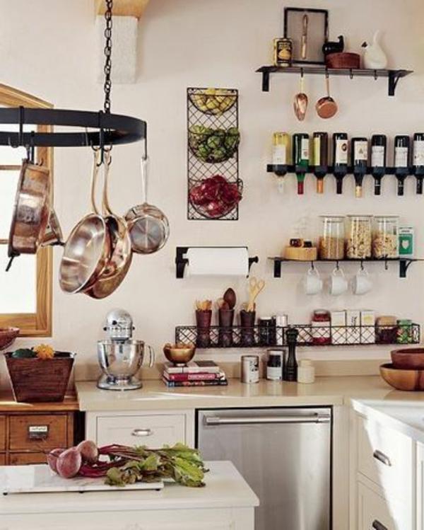 rustique-style-déco-de-la-cuisine