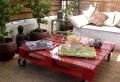 Le salon de jardin en palette – bricolez vos meubles patio incroyables