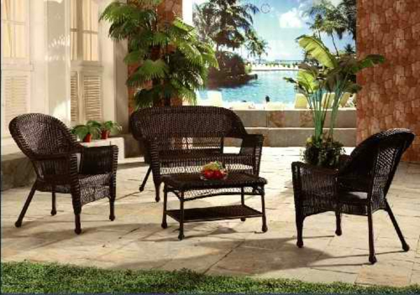 Awesome Salon De Jardin Couleur Cappuccino Contemporary - Awesome ...