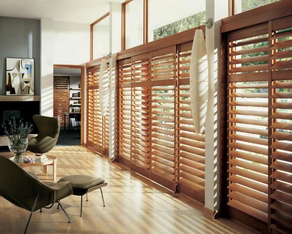 les stores lamelles offrent une l gance classique vos fen tres. Black Bedroom Furniture Sets. Home Design Ideas
