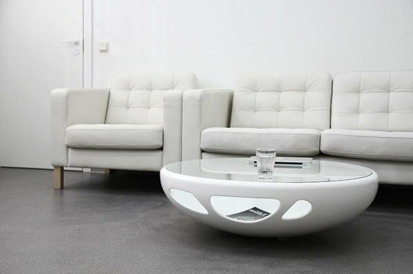 La table basse galet  un meuble extraordinaire et de linspiration natur -> Table Basse Galet Fly