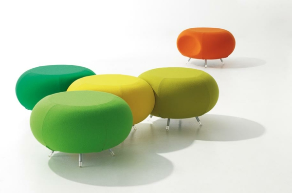 table-basse-galet-tables-multicolores