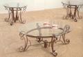 La table basse ovale – variantes modernes d'un meuble classique