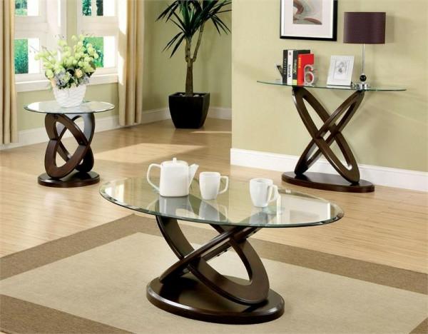 table-basse-ovale-à-un-apiètement-originel