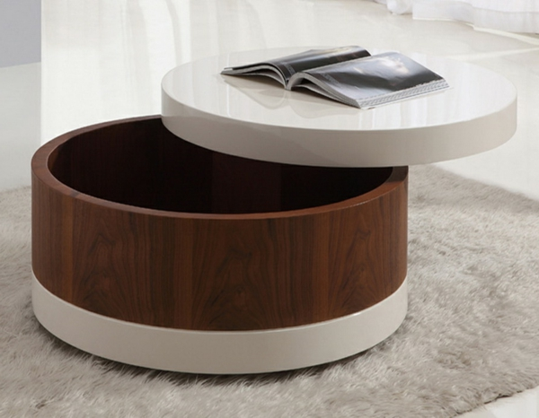 table-basse-ovale-avec-un-espace-de-rangement