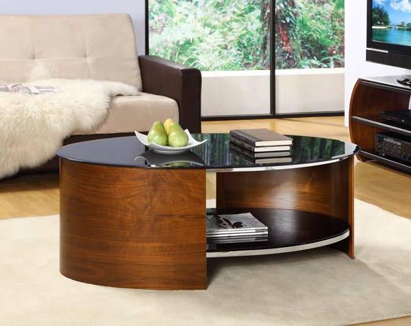 table-basse-ovale-espace-de-rangement