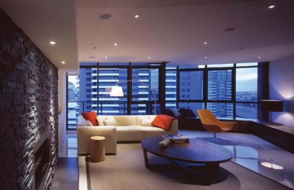 table-basse-ovale-intérieur-moderne