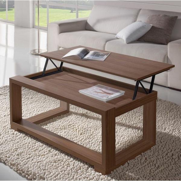 table basse noyer table basse en noyer en bois laqu now vision ct with table basse noyer. Black Bedroom Furniture Sets. Home Design Ideas