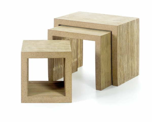table-gigogne-contemporaine-par-frank-gehry