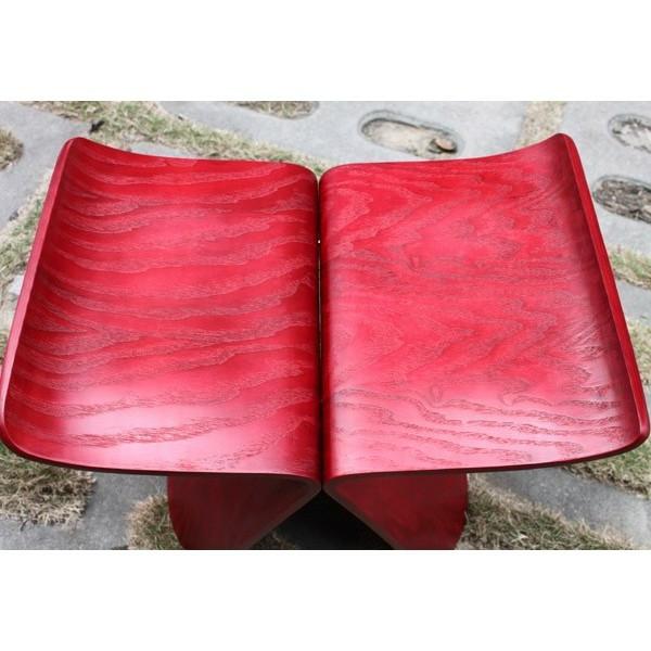 tabouret-japonais-rouge