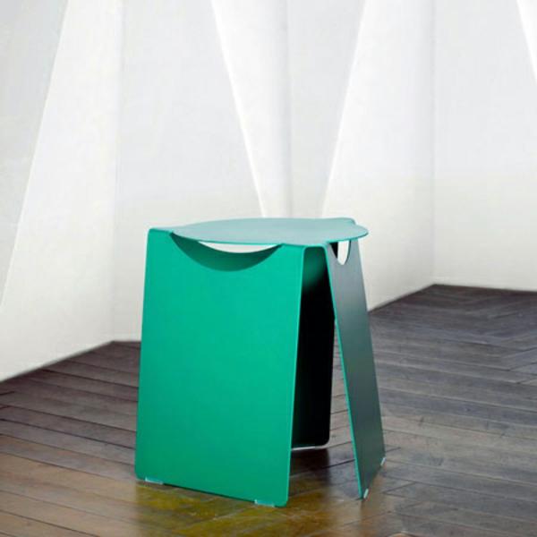 tabouret-vert-original