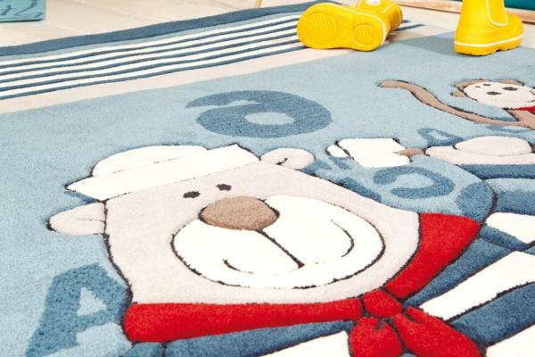 Un tapis chambre bébé vous donnera l'ambiance douce à ravir tout