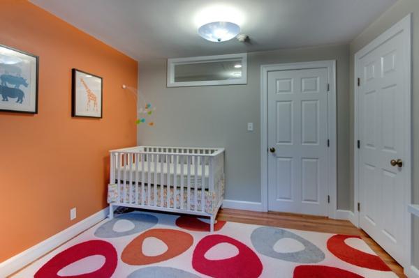 chambre bebe garcon couleur