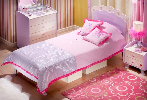 tapis-de-chambre-ado-en-rose