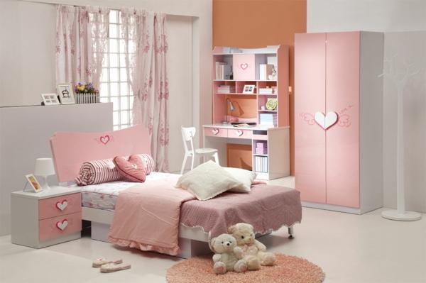 Le tapis de chambre ado style et joyeusit - Tapis pour chambre de fille ...