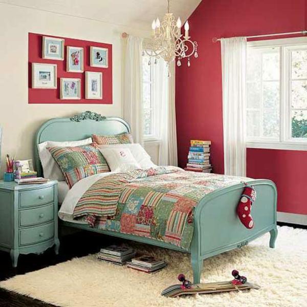 tapis-de-chambre-ado-beige-moelleux