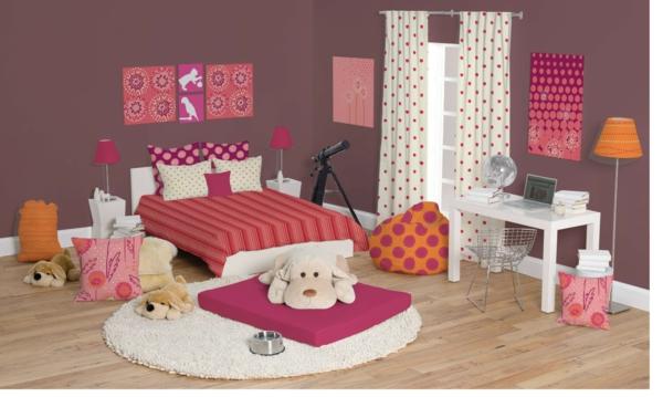 Chambre multicolore ado ~ Solutions pour la décoration intérieure ...