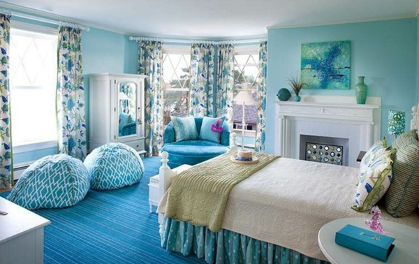 tapis-de-chambre-ado-en-bleu